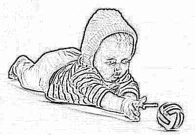 5 месяцев ребенку что должен уметь