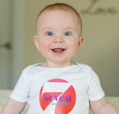 Ребенок 7 месяцев