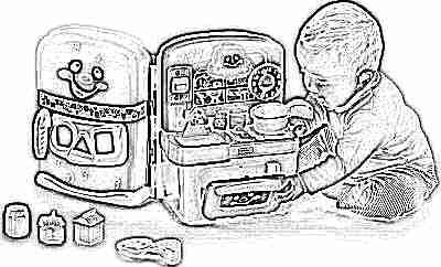 Игры с ребенком 8 месяцев