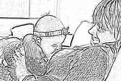 Грудное вскармливание ребенка в 8 месяцев