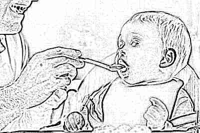 Прикорм ребенка в 8 месяцев
