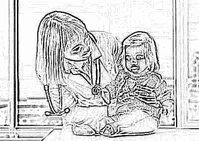 Консультация у врача ребенка 9 месяцев