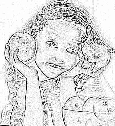 Апельсины в рационе ребенка