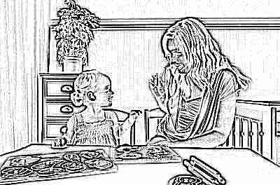 Занятия с мамой по развитию