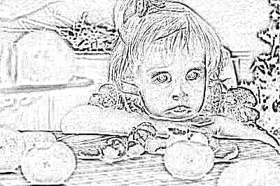 Аллергия на мандарин