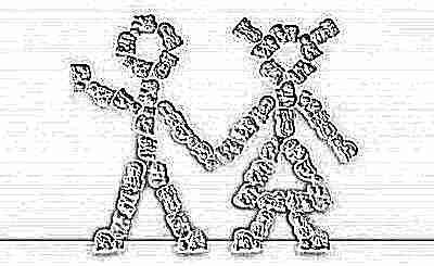 Витамины в форме человечков