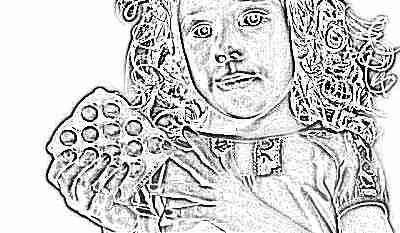 Витамины при терапии глаз для детей