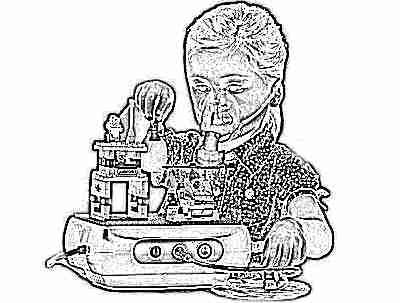 Ингалятор в виде кораблика - игрушка для ребенка