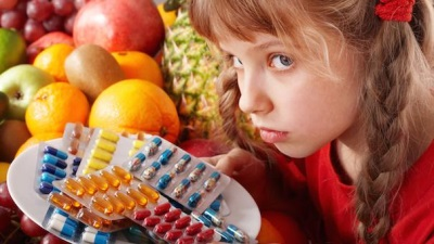 Витаминные комплексы для ребенка 11 лет