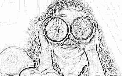 Витамины из фруктов для детей