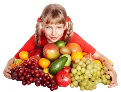 Сбалансированное питание ребенка в 8 лет