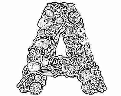 Натуральные витамины в продуктах