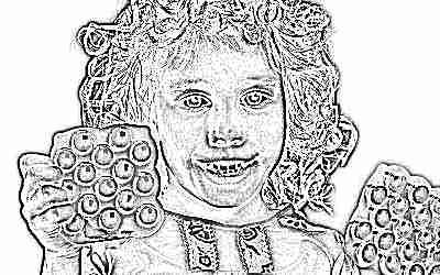 Витаминные добавки для ребенка