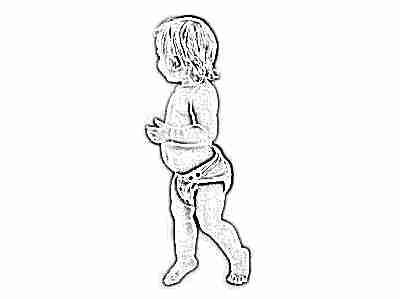 Ребенок в 1 год ходит на носочках