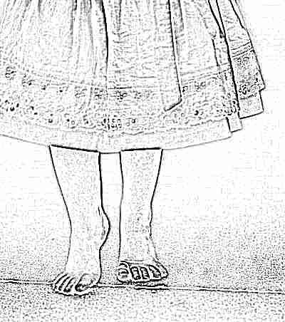 Ребенок ходит на носочках в 4 года