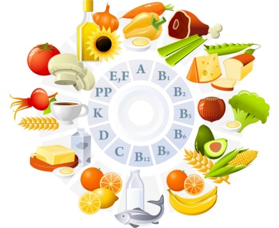 Сбалансированное питание для ребенка