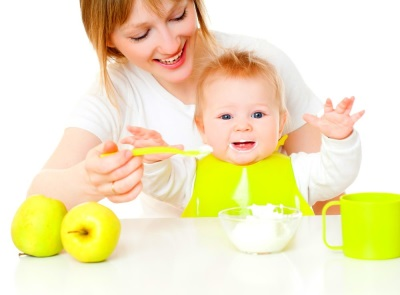 Прикорм ребенка до года
