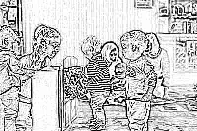 Занятия для детей до 2 лет