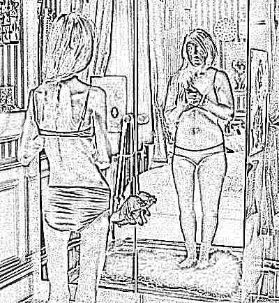 Анорексия у девочки подростка