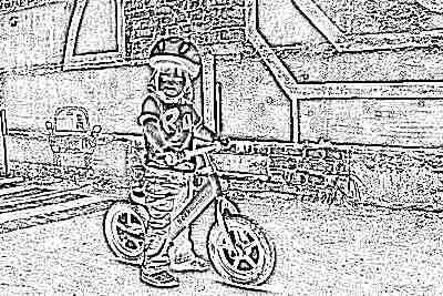 Беговел Runbike