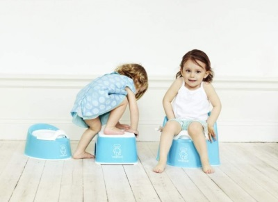 Дети приучены к горшку