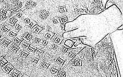 Отличие кинетического песка от обычного