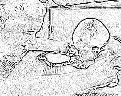 Развитие навыка удерживания головы у младенцев - упражнения для укрепления мышц шеи