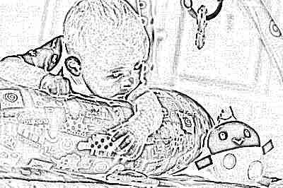 Развитие навыка удерживания головы у недоношенных детей