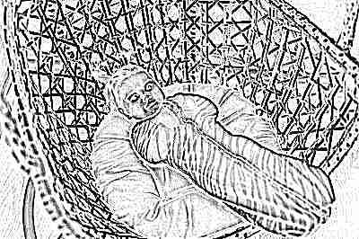 Кокон для новорожденных - сшить своими руками