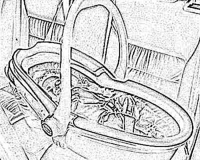 Кокон переноска для новорожденных - максимальное время для перевозки малыша