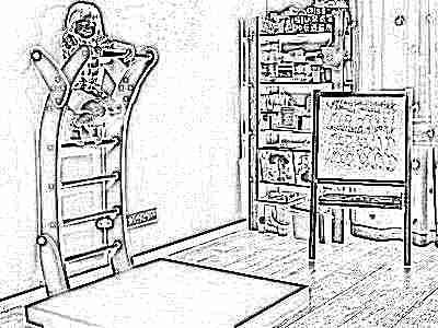 Шведская стенка для ребенка