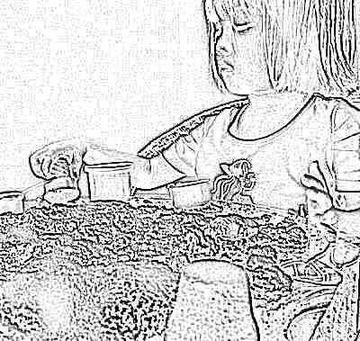 Назначение живого песка