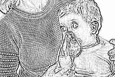 Ингаляции для лечения мокрого кашеля у детей