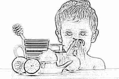 Домашние методы лечения при сухом кашель у ребенка