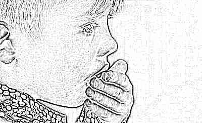 Как и чем лечить лающий кашель у ребенка?