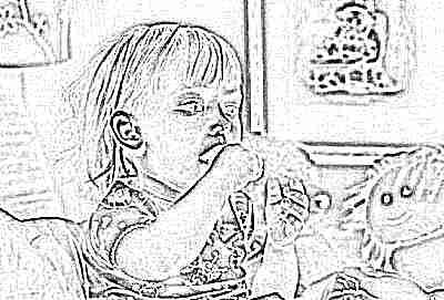 Признаки и симптомы лающего кашеля у ребенка