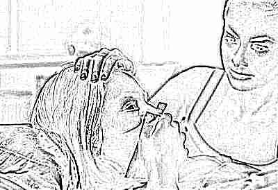 Лающий кашель с температурой у ребенка