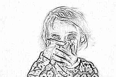 Лающий кашель без температуры у ребенка?