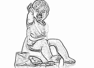 Как научить ребенка проситься на горшок?