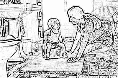 Метод приучения ребенка к горшку за 7 дней