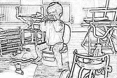 Методика приучения ребенка к горшку