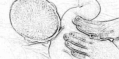 Массаж позволяет быстрее восстановиться ребенку