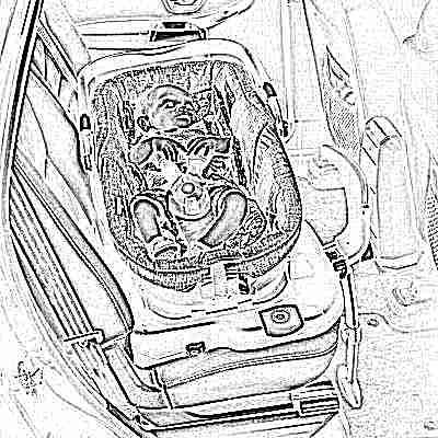 Переноски для новорожденных для использования в машине