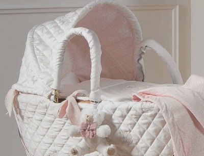 Корзина-переноска для новорожденных