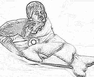 Когда использовать спальный мешок для новорожденного?