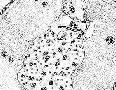 Выбор спального мешка для новорожденных