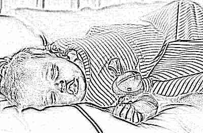 Горловина у спальных мешков для новорожденных