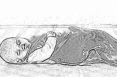 Состав спального мешка для новорожденных