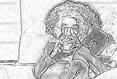 Помощь ребенку при приступе ночного сухого кашля