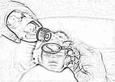 Лечение сухого ночного кашля у ребенка